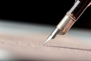Экспертиза почерка
